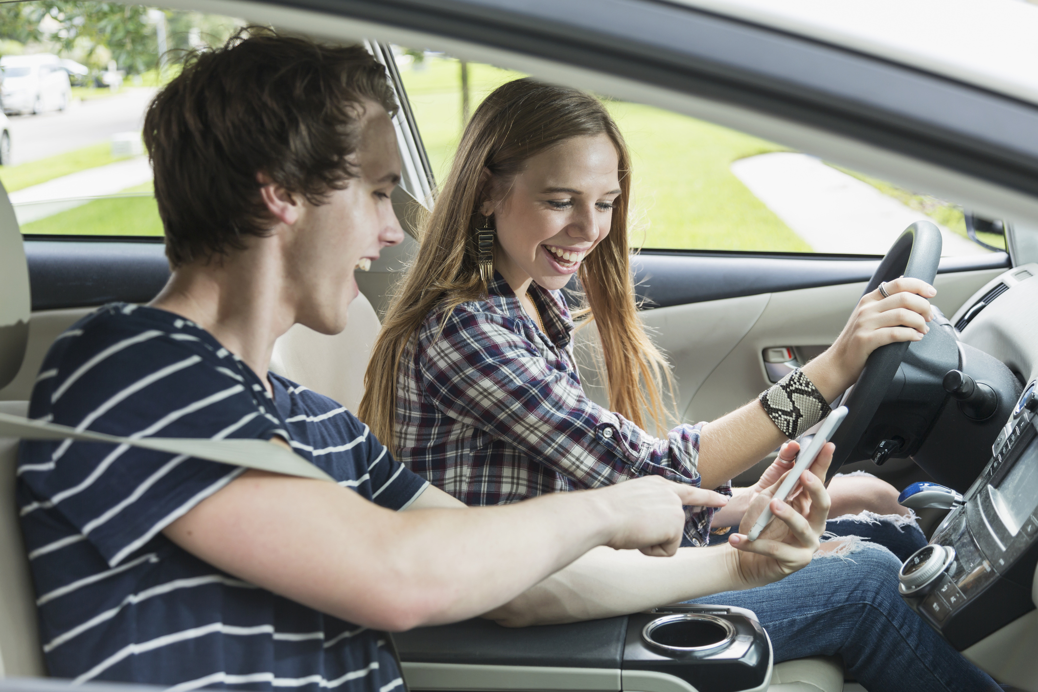 Take-away For The Parents of Teen Drivers