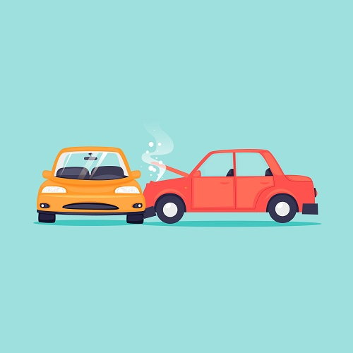 Accidents and car insurance rates