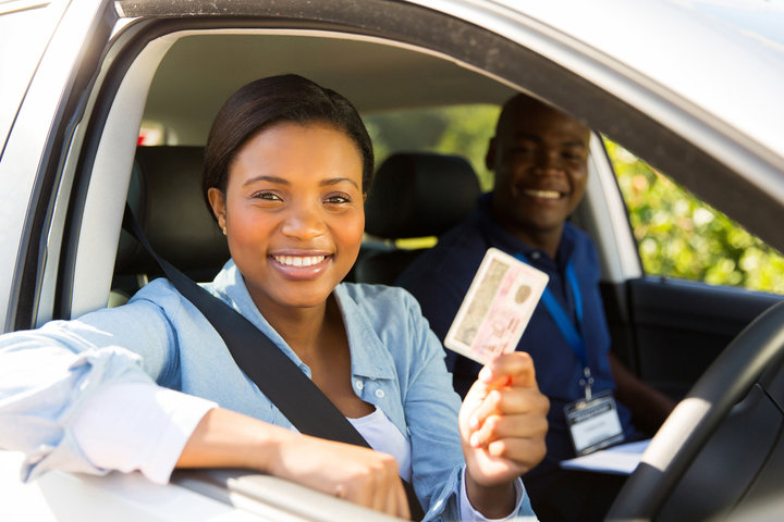 What types of Driver's licenses does the DMV issue?