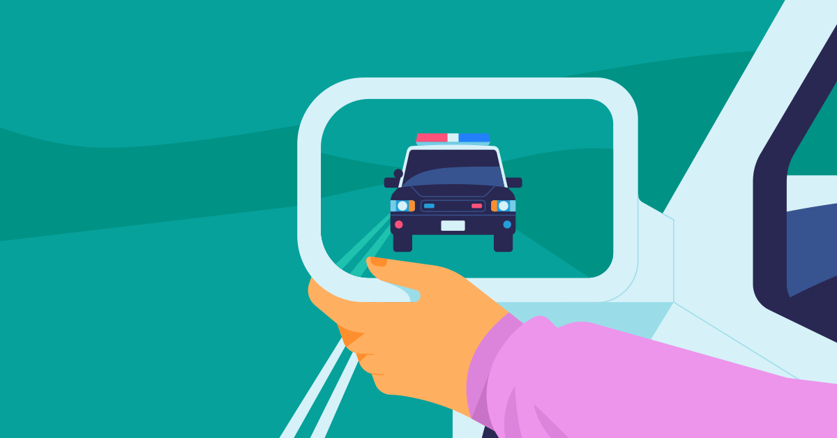 How a Driving Violation Affects Your Insurance Premiums