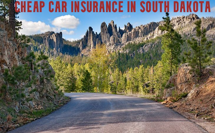 Cheap car insurance in South Dakota
