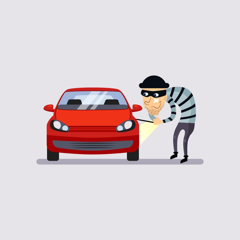 Is Theft Covered by Car Insurance?