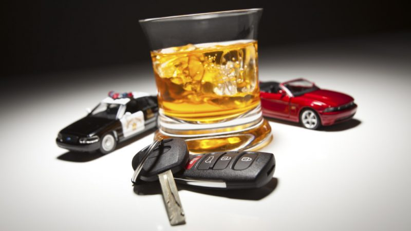 DUI for driving high