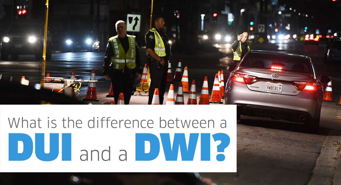 What's The Difference between DUI and DWI?