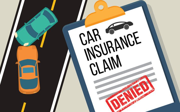 How to appeal a denied car insurance claim?