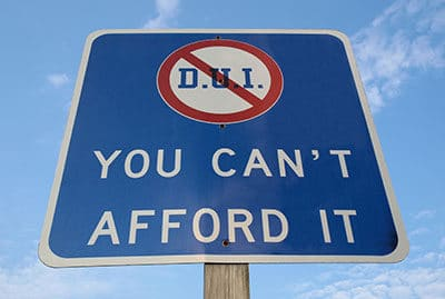 The Real Cost of a DUI and How You Can Reduce It