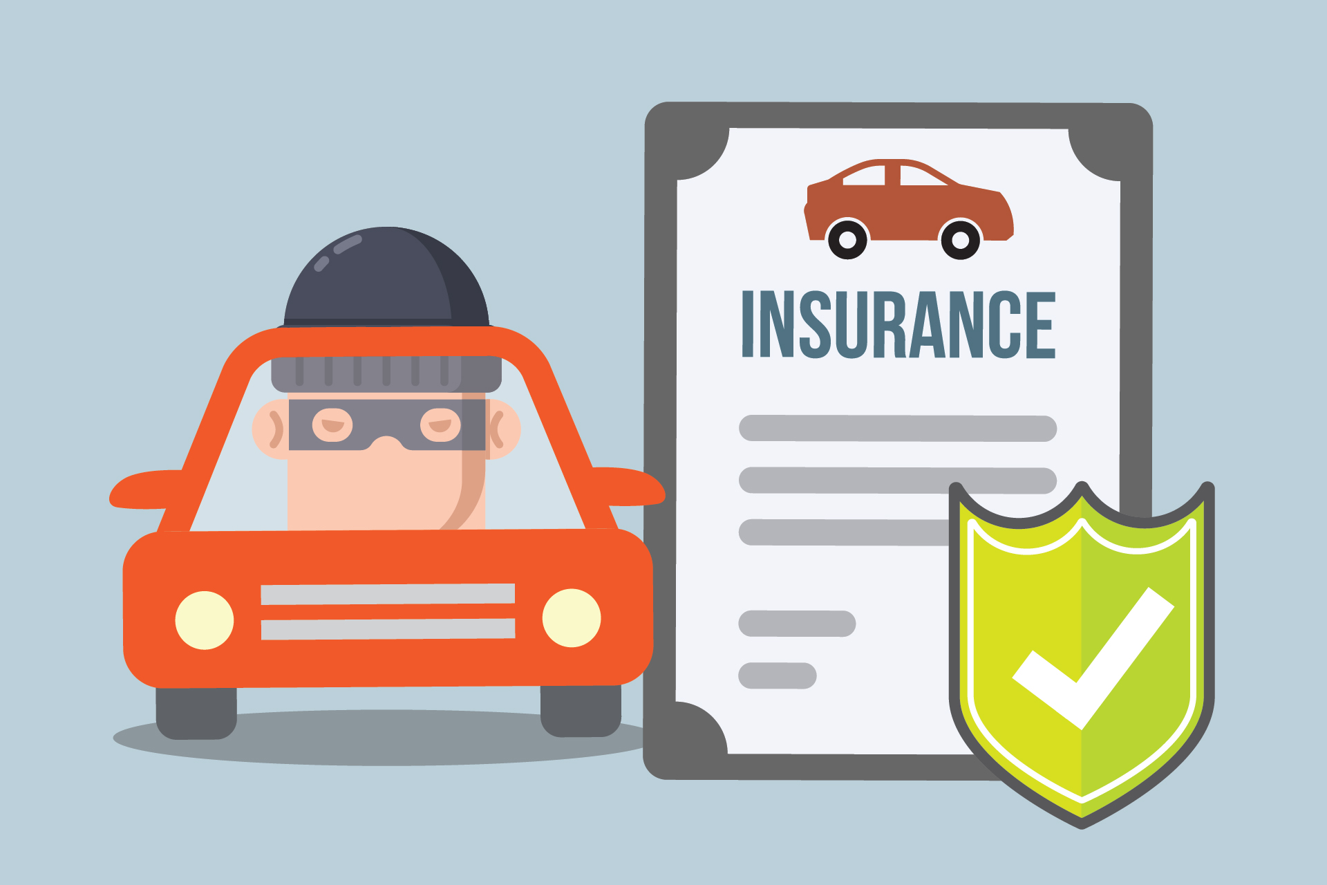 How Does Car Theft Affect Insurance Premiums?
