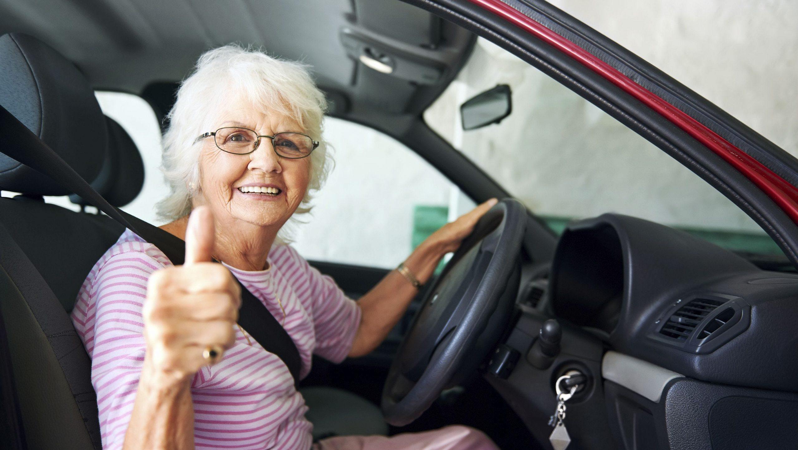 Auto insurance discounts for seniors