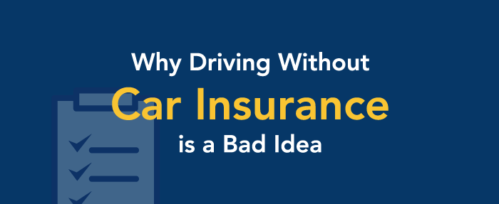 Consequences of driving without car insurance