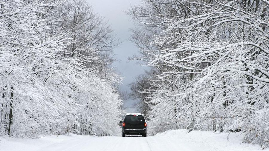 How to Avoid an Accident in the Snow