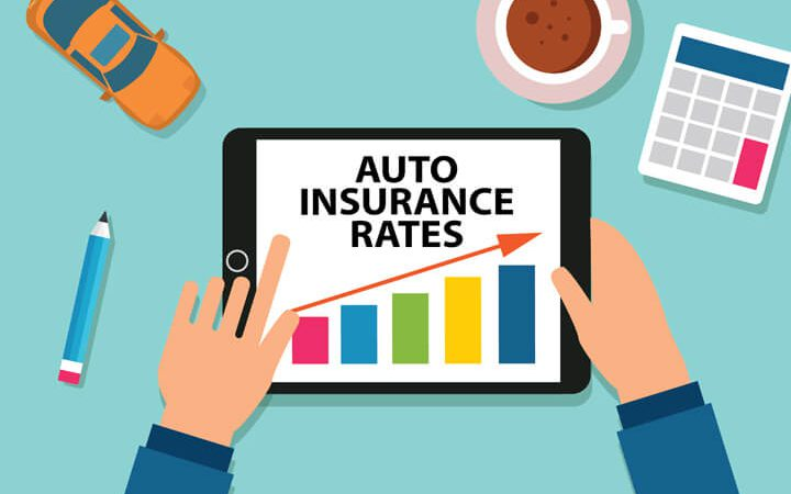 factors affecting car insurance rates